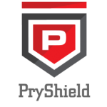 Pry shield logo
